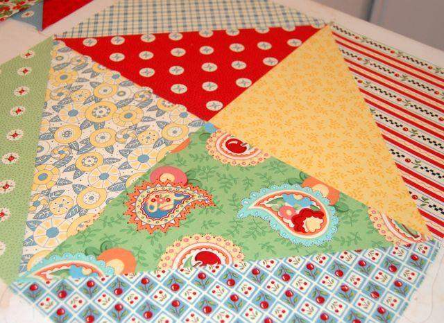 layer cake quilt | Next up...Recipe for Friendship Layer Cake ... : quilts to make with layer cakes - Adamdwight.com