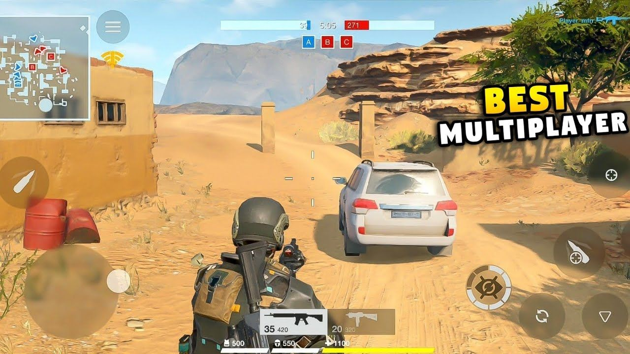 Top 10 Best Multiplayer Games for Android & iOS 2020 in