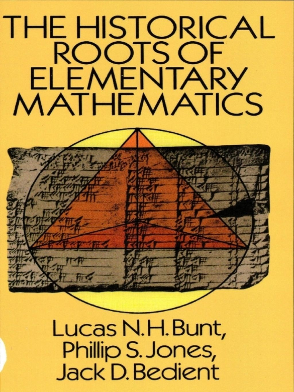 The Historical Roots Of Elementary Mathematics Ebook In