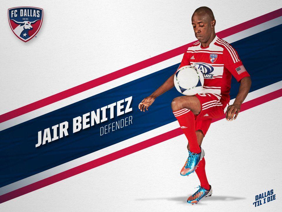 Defender Jair Benitez Sports design inspiration, Sports
