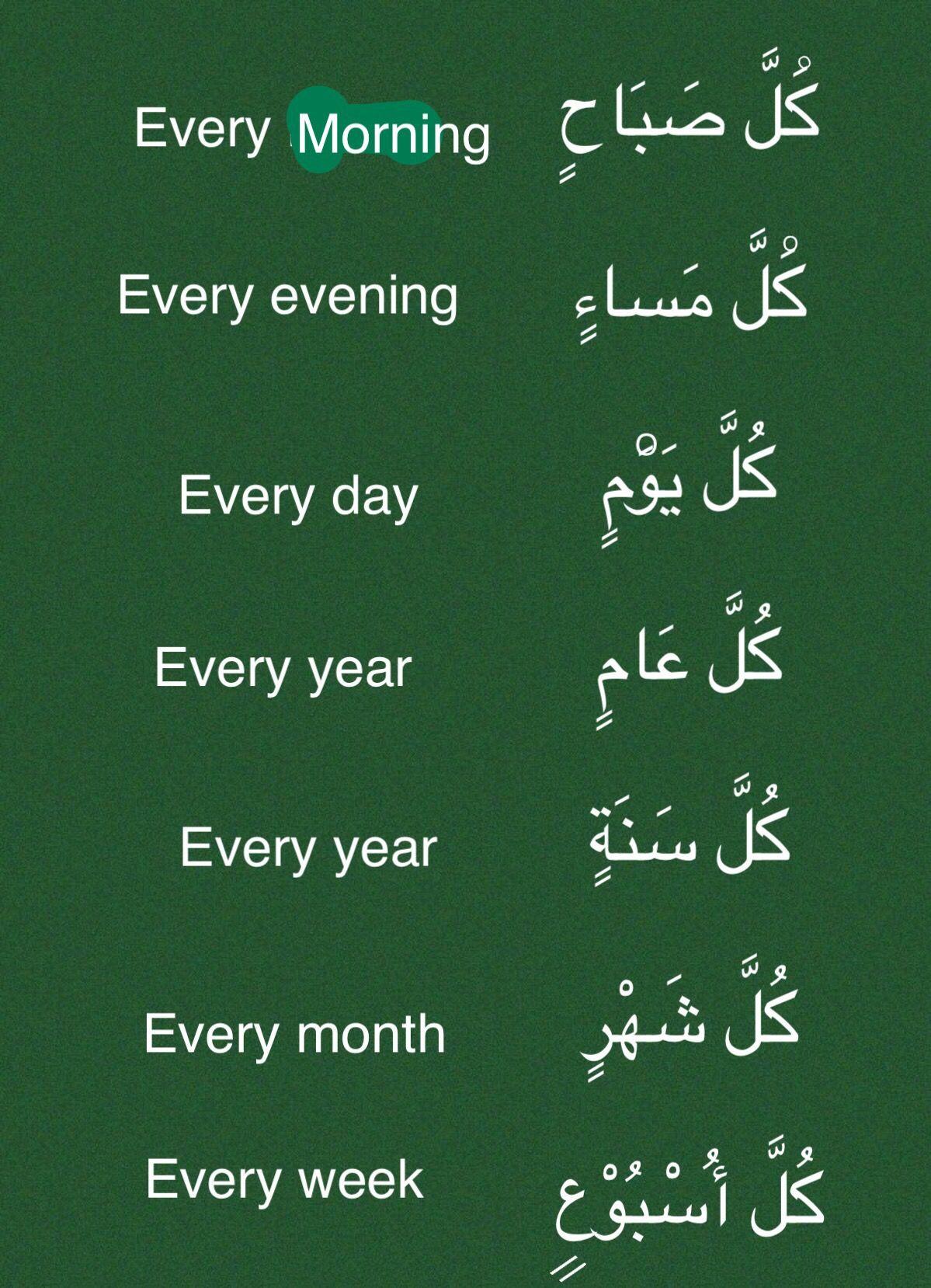 Pin By Eilaf On Arabic Arabic Lessons Learning Arabic Arabic Language