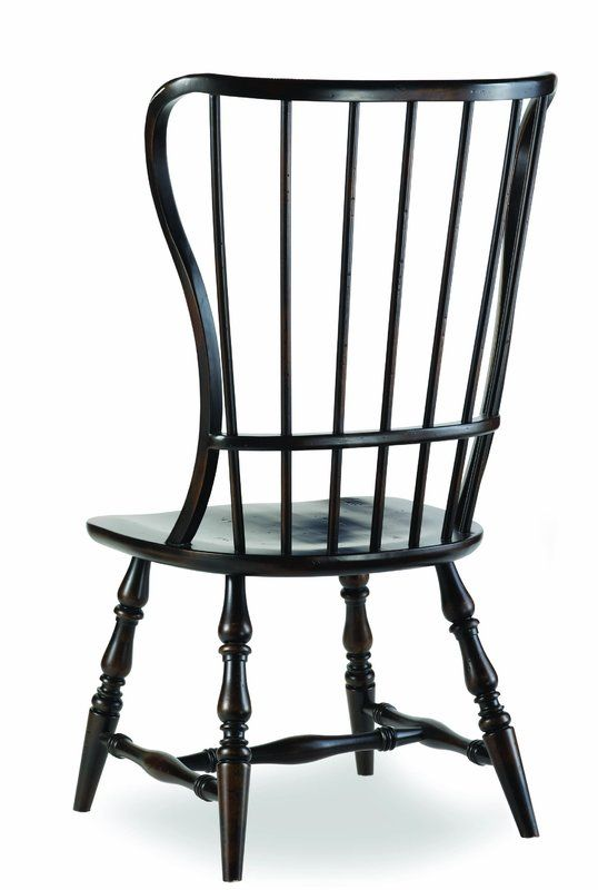 Sanctuary Windsor Back Side Chair Spindle Dining Chair Dining Chairs Windsor Dining Chairs