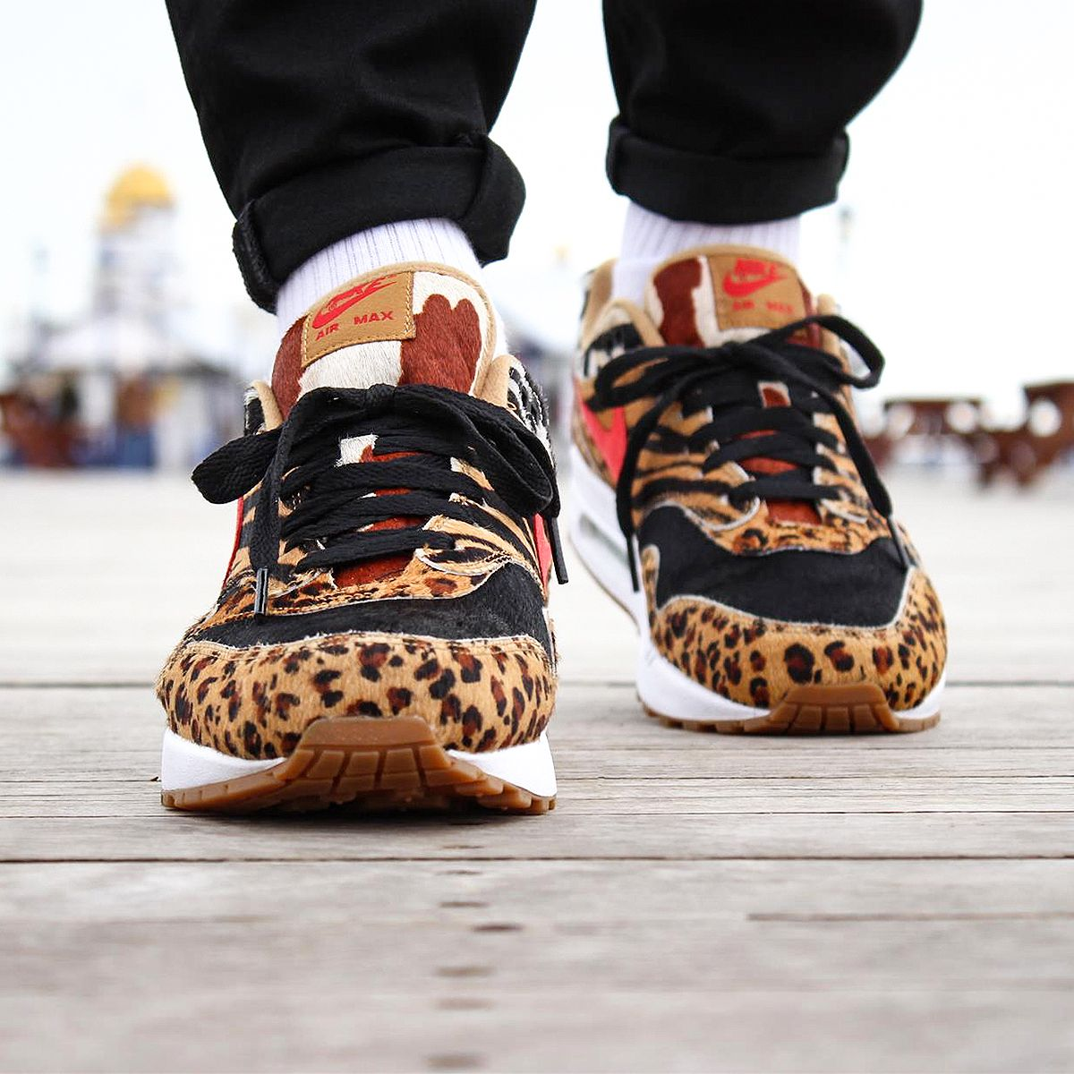 sale retailer 12529 a6446 Nike Air Max 1 Atmos Beast pack at Urban Industry | Sneaker Hype ...