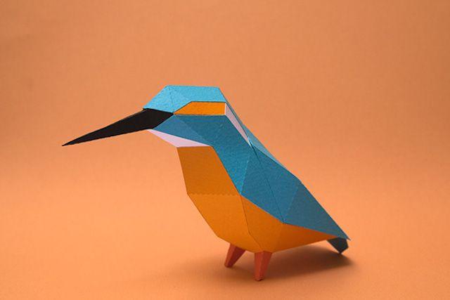 Papercraft animal figurines papercraft paper games and origami papercraft animal figurines altavistaventures Choice Image