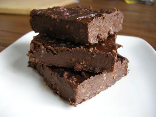 Black Bean Brownies Recipe Vegan Recept Recept Snacks Bakverk