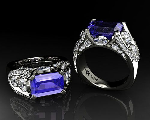 Matrix CAD software for custom 3D jewellery design MatrixCad