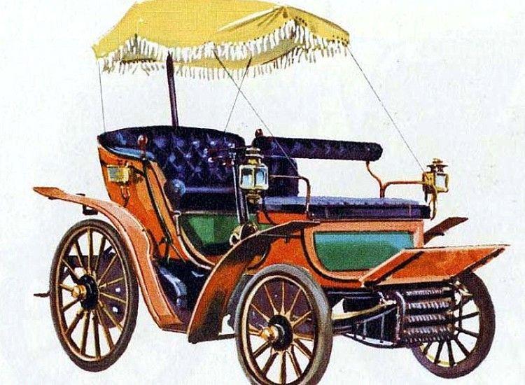 Rochet schneider 1895 voiture routi re de 1895 la rochet - Dessin humoristique voiture ...