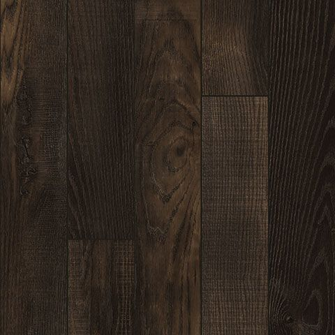 Gano Oak Textured Laminate Floor Black Oak Wood Finish