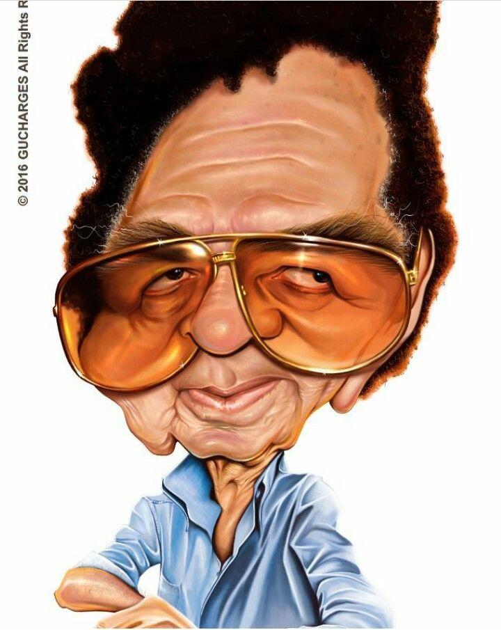 Reginaldo Rossi Caricaturas Caricaturas Engracadas Caricatura