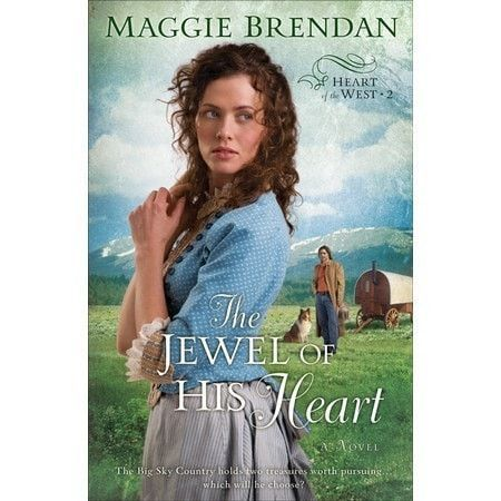 Jewel Of His Heart (Heart Of The West V2)