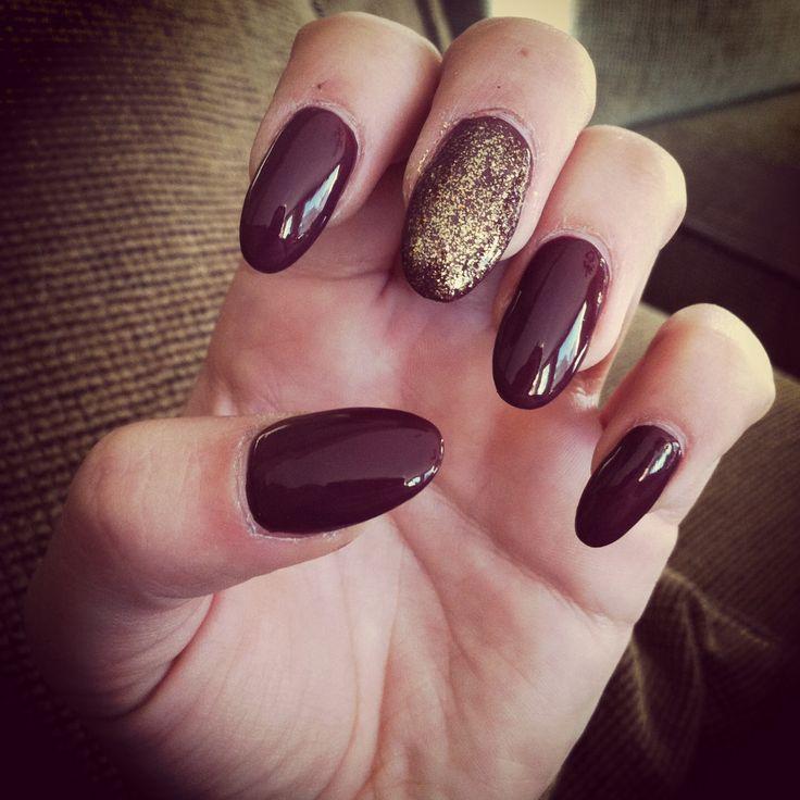 Beautiful Cute Plain Nails Ornament - Nail Art Ideas - morihati.com