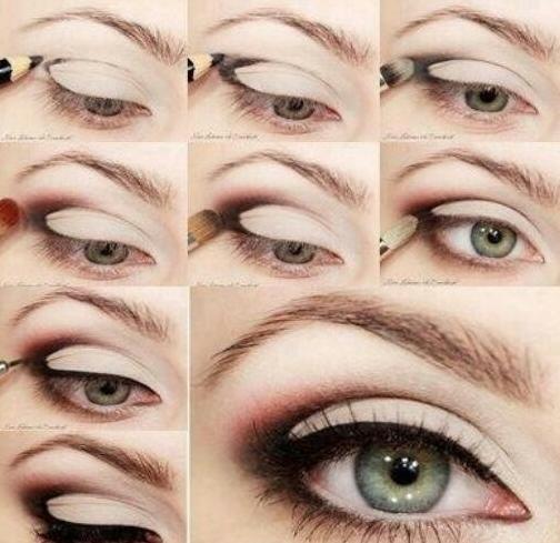 Eye makeup for hooded eyes tutorial eye makeup tips tutorials eye makeup for hooded eyes tutorial ccuart Gallery