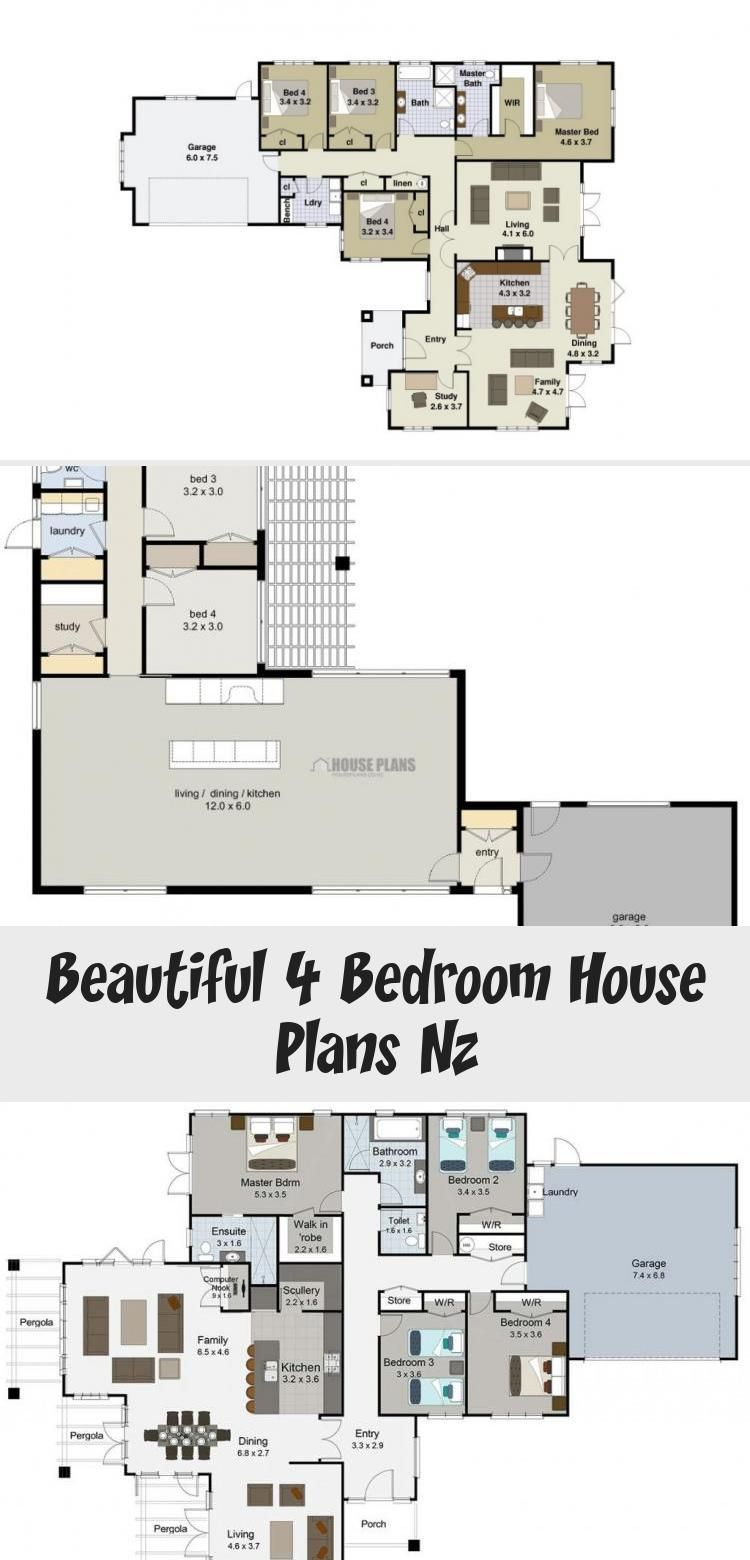 4 Bedroom House Plans Nz Fresh Zen Lifestyle 5 5 Bedroom