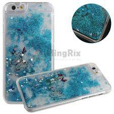 IPhone 6s light blue glitter Sparkle