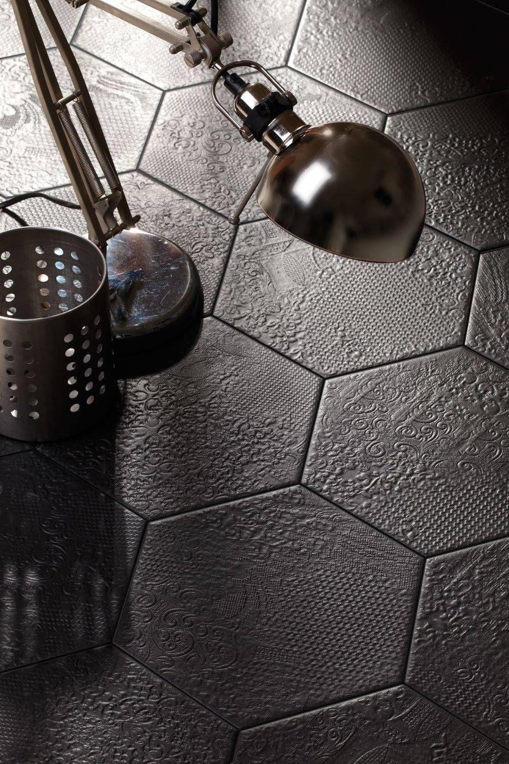 Epingle Par Salome Sur Bathroom Tuile Hexagonale Carrelage Hexagonal Carrelage