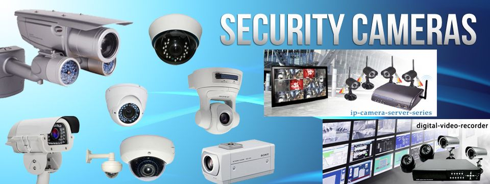 Camera Security Banner Are You Concerned About Security Of