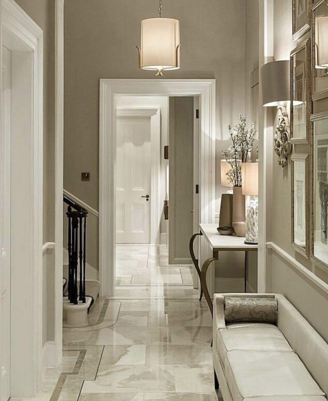 Home Interior Design Ideas Hall: Pin By Ⓓⓐⓢⓘⓐ Ⓐⓡⓜⓞⓝⓘ On House Decor