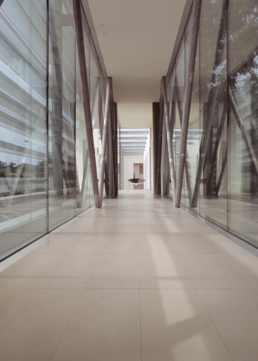 Linea Granitogres, serie Titano, by Casalgrande Padana.  #CasalgrandePadana #architecture #design #interiordesign #ceramics