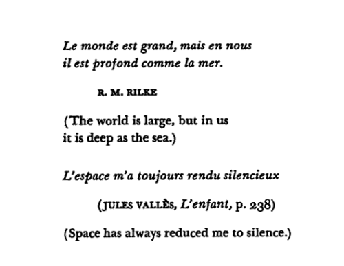 Gaston Bachelard, The Poetics of Space