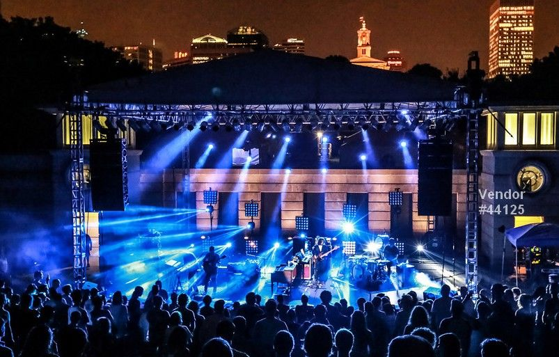 Large Concert Stages Google Search Stage Design
