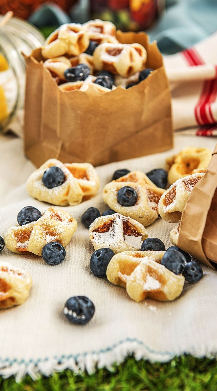 4 Picknick Rezepte: schnell und lecker | HelloFresh Blog #fingerfoodrezepteschnelleinfach