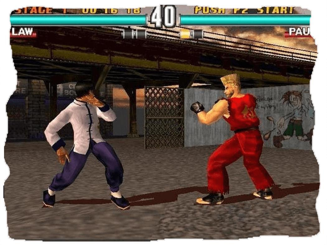 تحميل العاب بلاي ستيشن 1 مجانا من ميديا فاير Playstation 1 Play Retro Games Tekken 3 Popular Games
