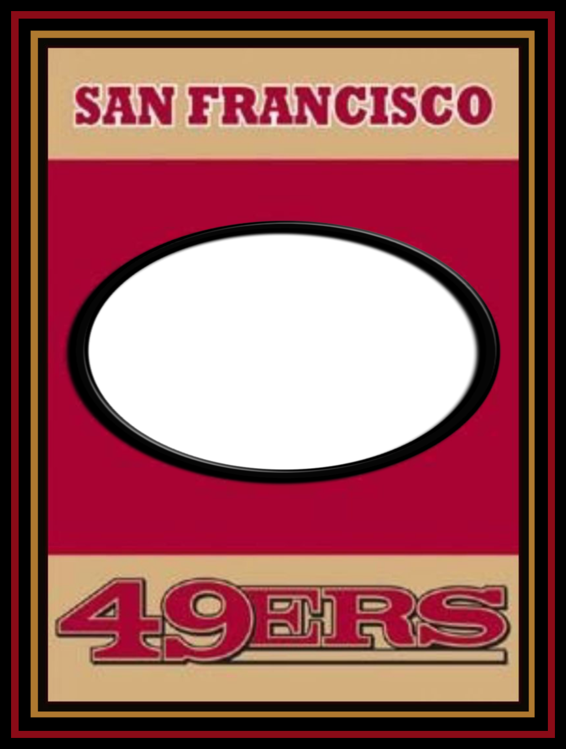 Pin by Maria Veronica Martinez on SF 49ers San francisco