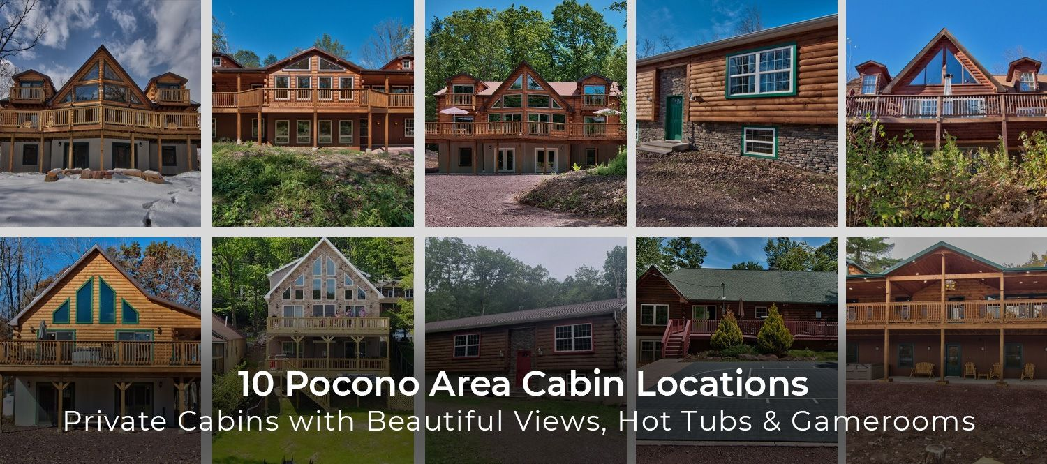 Pocono Cabin Rentals Cabin Rentals For Groups Large Party Cabin Rentals Bachelor Party Prom House Rentals Poc Poconos Cabin House Rental Cabin Rentals
