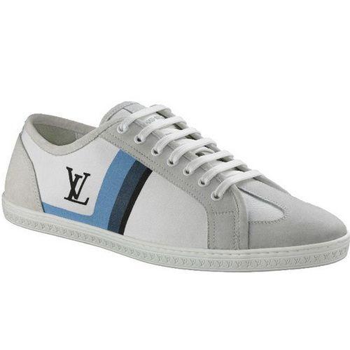 c09740dbc694 Louis Vuitton Totem Sneaker In Canvas Yswu1Pag Bun