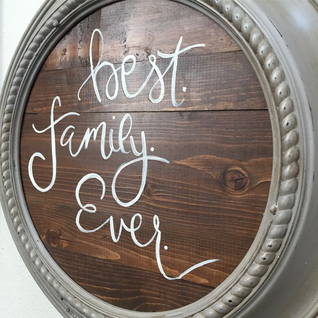 Paint Stick Sign I Do Love Diy Wedding Gifts Painted