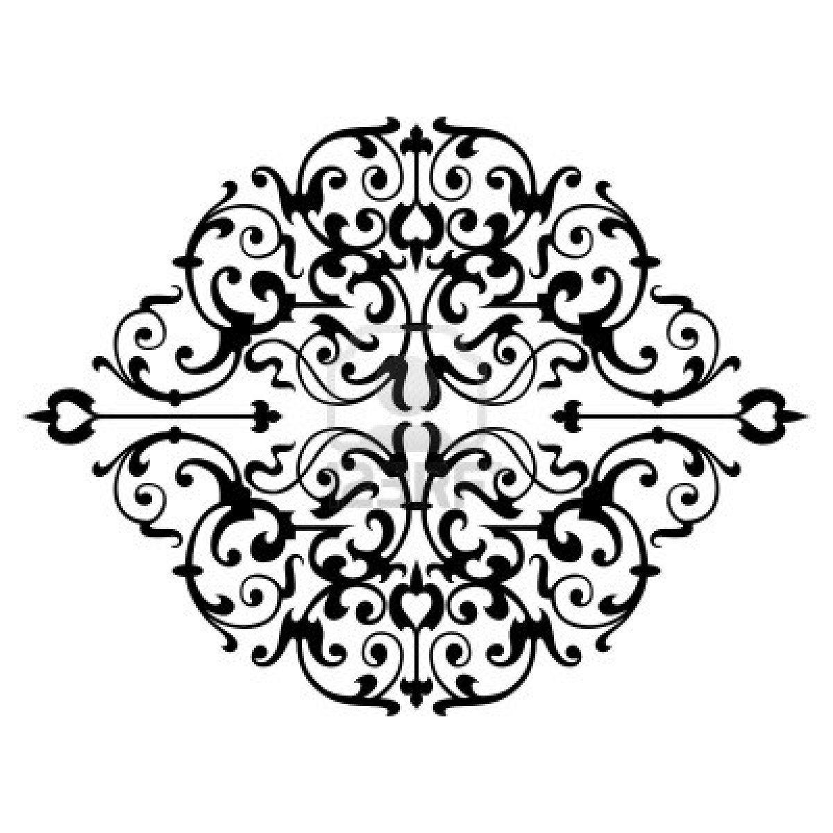 victorian ornamental designs - Google Search