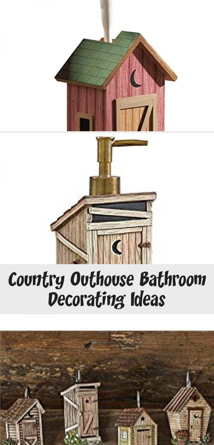 Country Outhouse Bathroom Decorating Ideas In 2020 Outhouse Bathroom Bathroom Decor Laundry Room Decor Diy