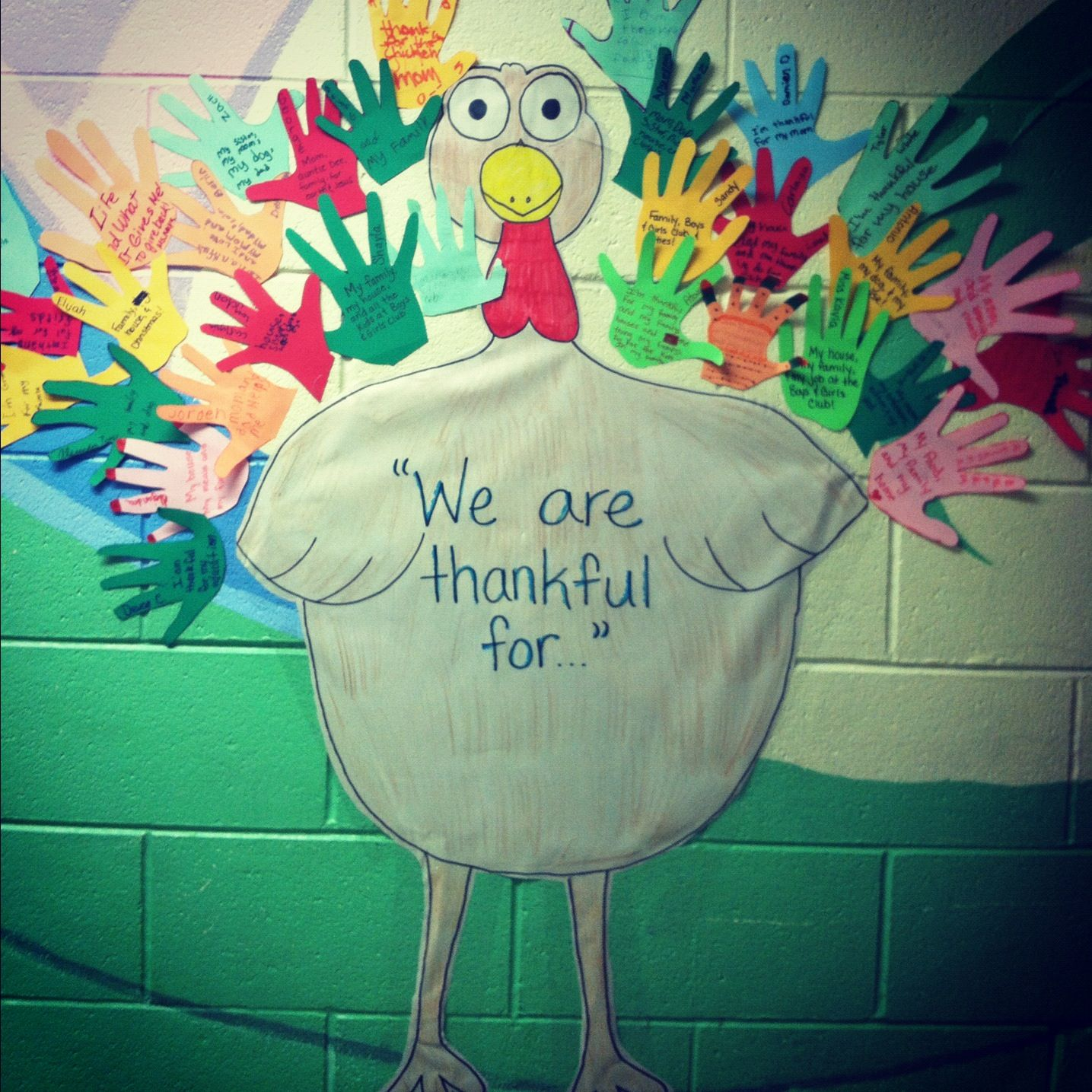 Thanksgiving Turkey Teaching School Crafts What Are