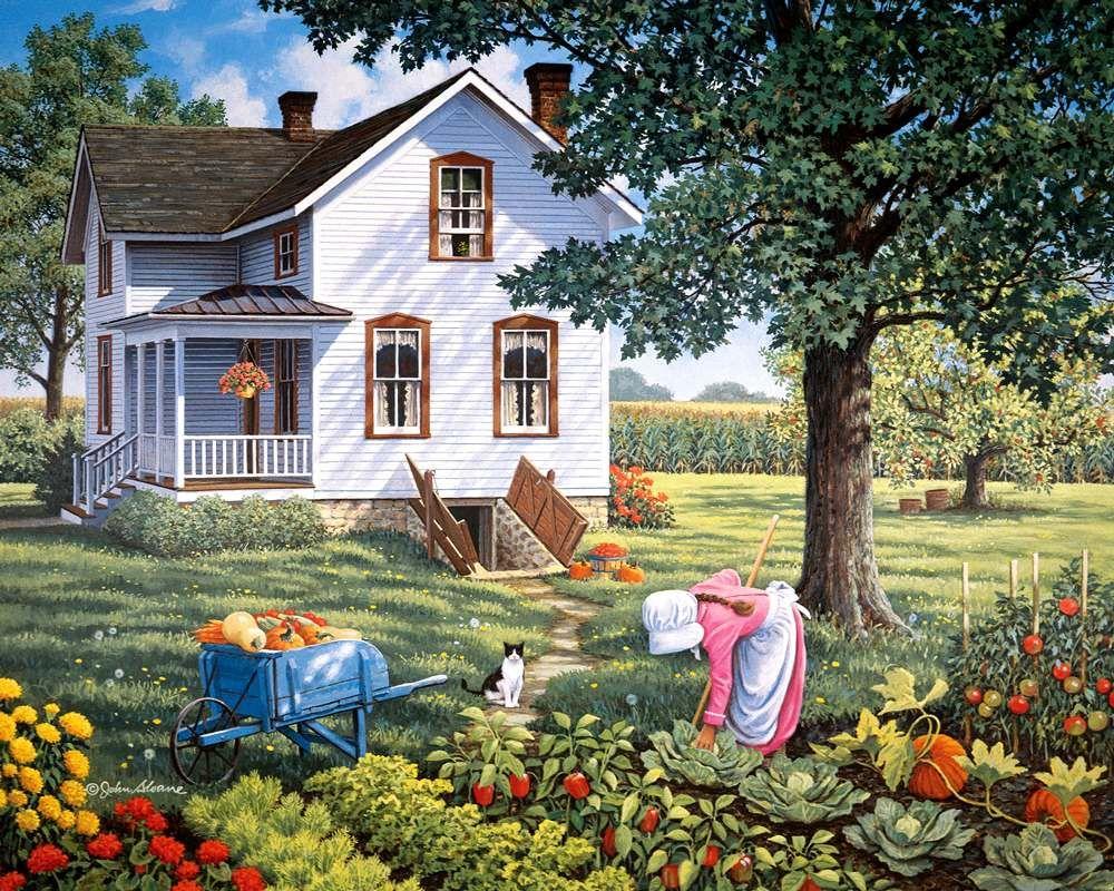 Farmer's Daughter, John Sloane