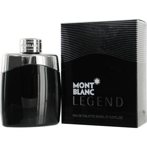 mont blanc legend eau de toilette spray for men 3 3 ounce. Black Bedroom Furniture Sets. Home Design Ideas