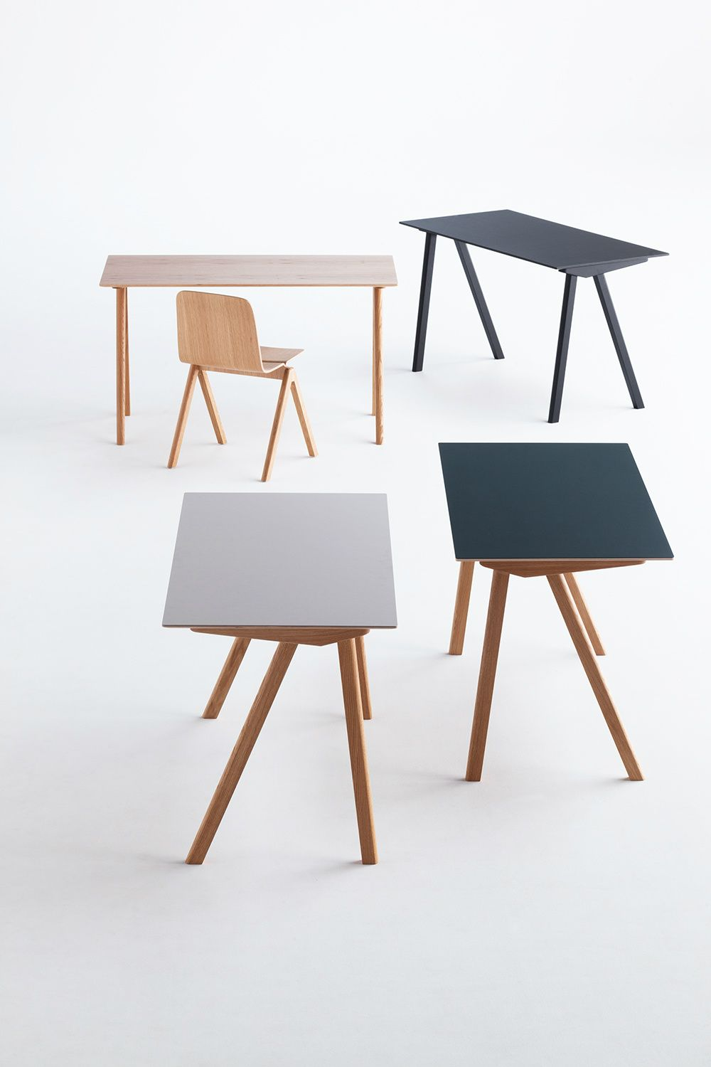 Discover All The Information About The Product Wooden Desk / Scandinavian  Design / By Ronan U0026 Erwan Bouroullec COPENHAGUE :   Hay A/s And Find Where  You Can ...