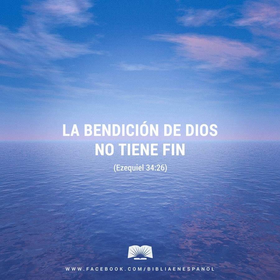 Yo pondré a mis ovejas alrededor de mi monte santo, y las bendeciré; les enviaré lluvias de (...) - Ezequiel 34:26