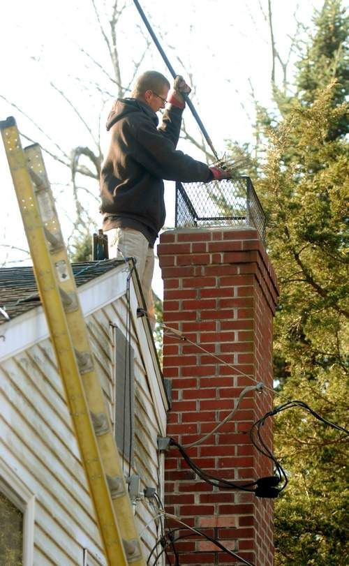 Neglected Chimneys Heaters Pose Fire Hazards In Today S Featured Story The Bulletin Spoke With Local Fire Offici Chimney Cleaning Fire Hazard Chimney Sweep