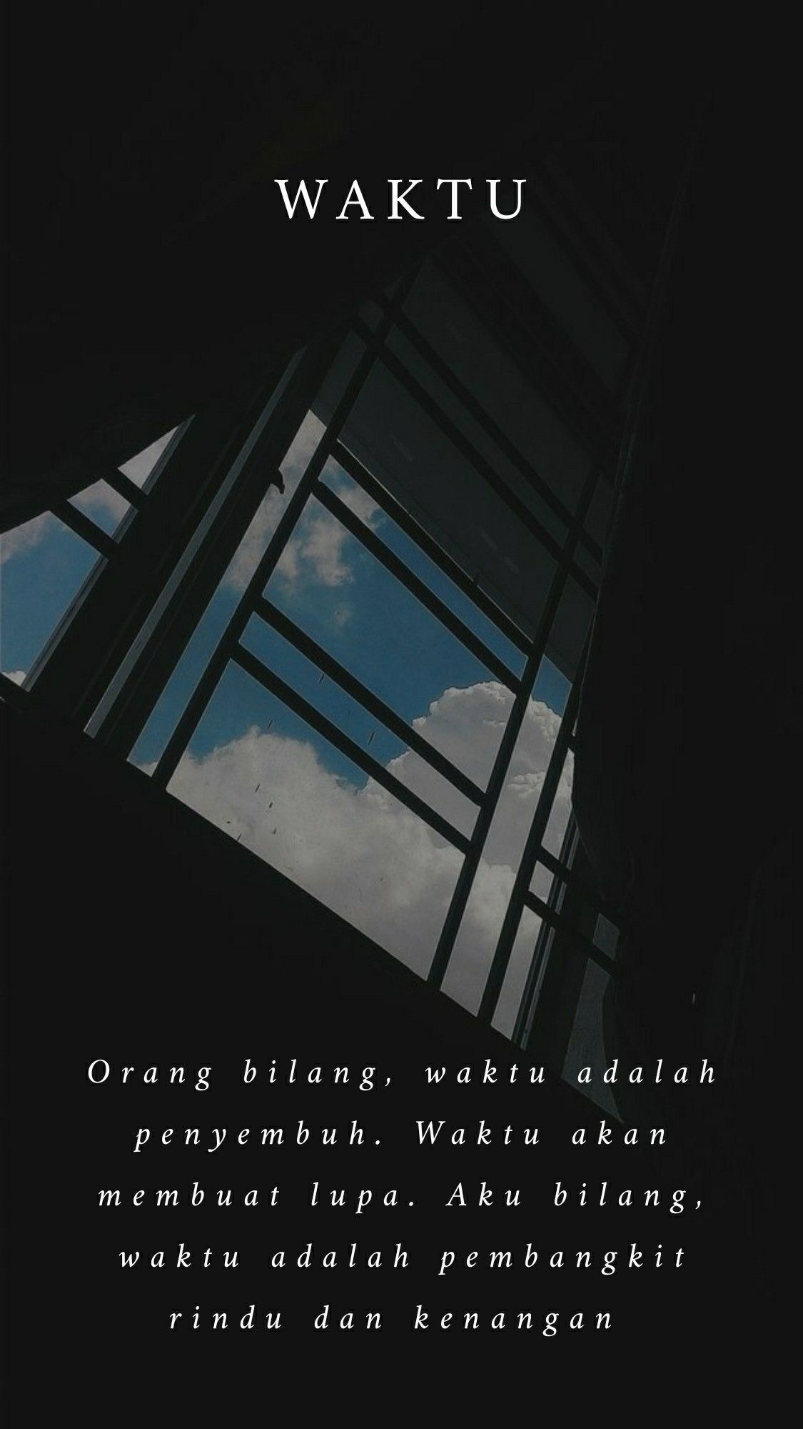 pin by nafaly on words reminder quotes quotes rindu cinta quotes