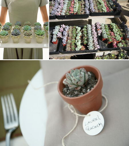 Wedding Favor Ideas | The Coterie Blog | Coterie [koh-tuh-ree] A group of people who associate closely.