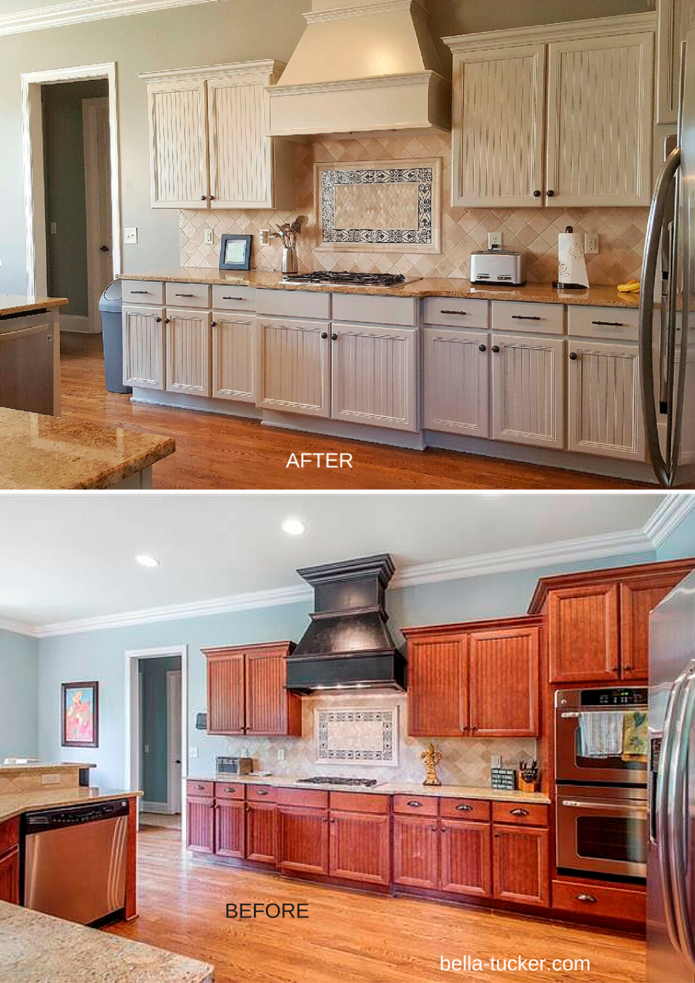 Kitchen Cabinets Nashville Painted Cabinets Nashville TN Before and After Photos | Kitchen