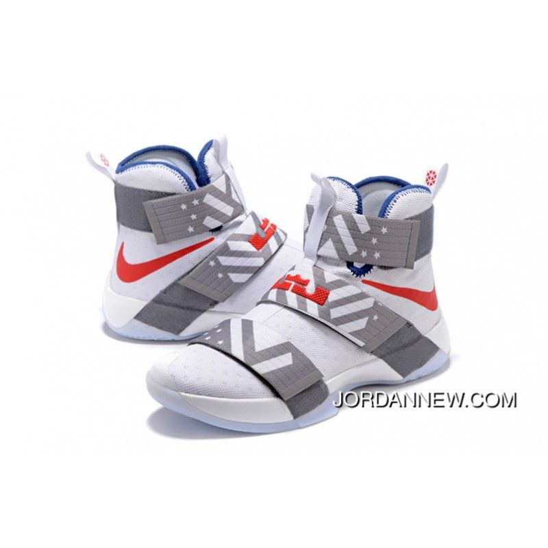 a0a5ce3dce9a Nike Zoom LeBron Soldier 10 USA Dream Team 12 Lastest 6JA8Z ...