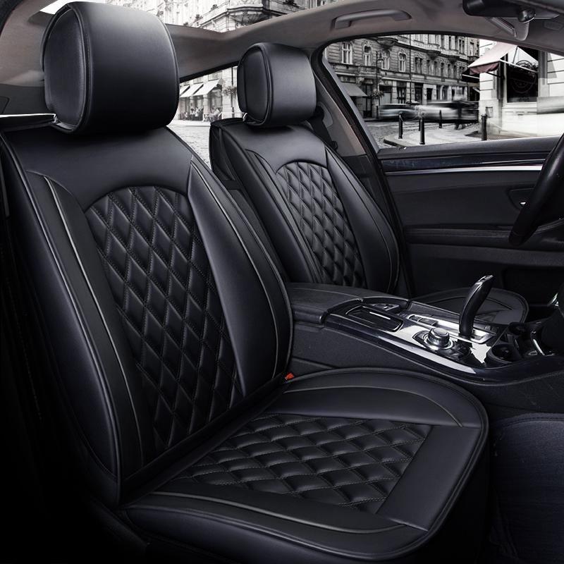 Car Seat Cover Auto Seats Covers Vehicle Protector For Honda Hrv Xrv Xr V Urv Ur V Stream Pilot Avancier Of 2018 2 Car Seats Leather Car Seats Car Seat Cushion