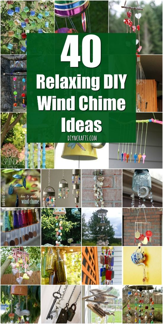 40 Relaxing Wind Chime Ideas To Fill Your Outdoors With Beautiful