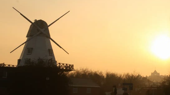 England's Best Windmill Hotels