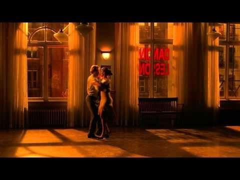 Richard Gere and Jennifer Lopez Tango scene in Shall We