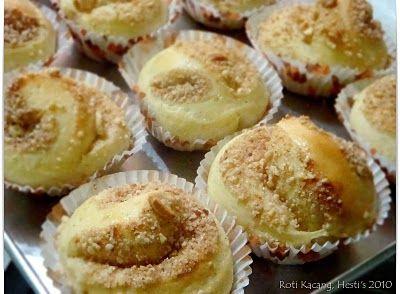 Hesti S Kitchen Yummy For Your Tummy Roti Unyil Kacang Rotis Makanan Kacang