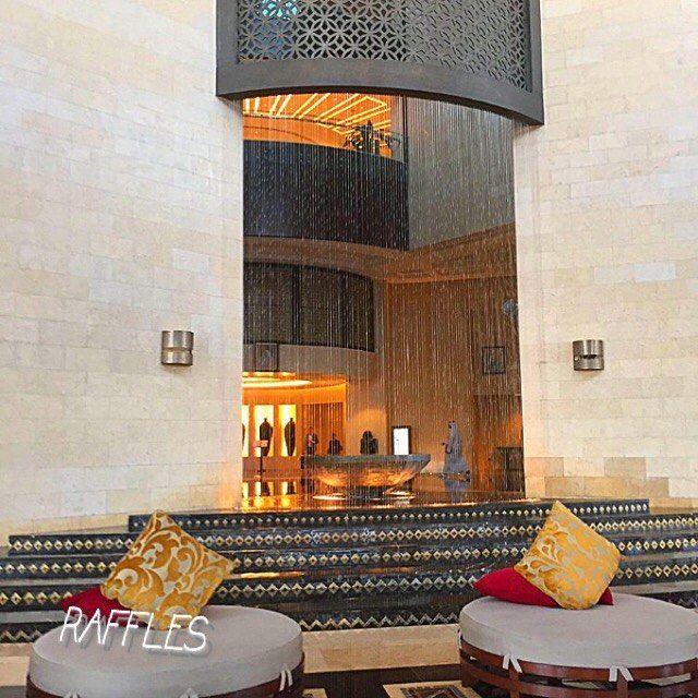 New #ambient #chillout #mood at #Raffles #luxury #hotel #dubai #venues #Soon! #vibenews #vibemusicgroup #vibesunite