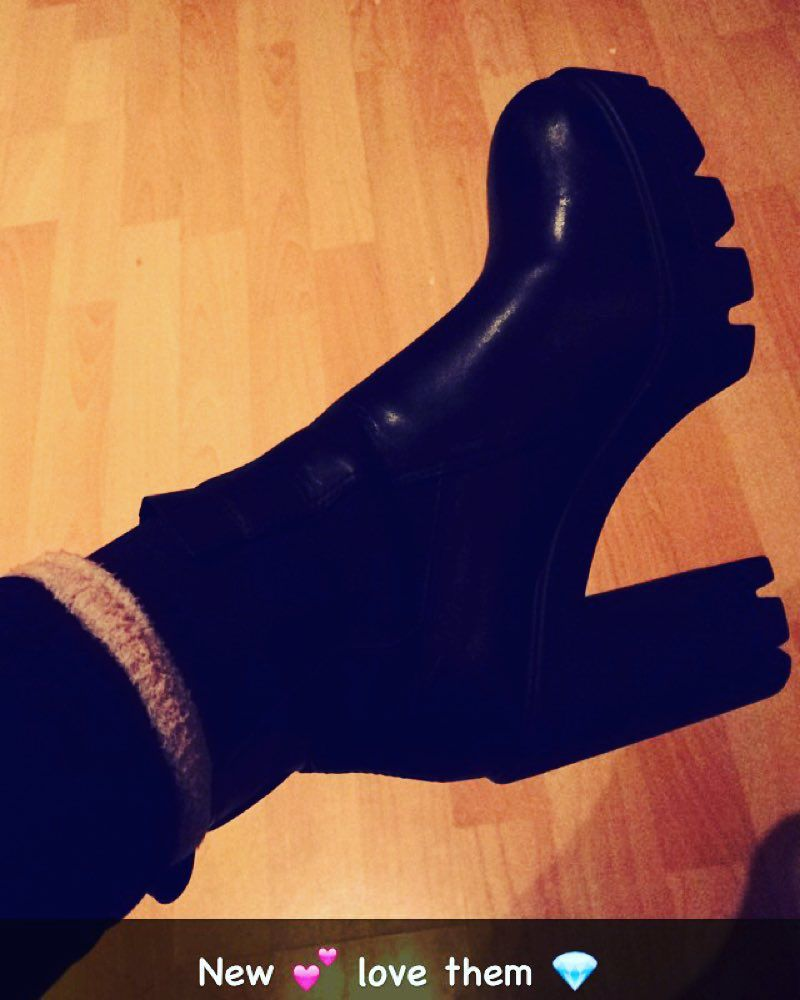 New shoes  love them  #highheels #heels #platgorm #TagsForLikes.com #fashion #style #stylish #love #cute #photooftheday #tall #beauty #beautiful #instafashion #girl #girls #model #shoes #styles #outfit #instaheels #fashionshoes #shoelover #instashoes #highheelshoes #trendy #heelsaddict #loveheels #iloveheels #shoestagram