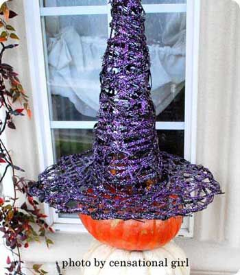 Vintage Halloween Decorations for an Authentic Halloween Vintage - vintage halloween decorating ideas